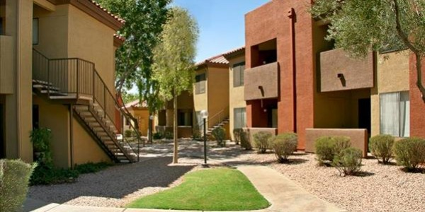 Residential Buildings In Phoenix Arizona
