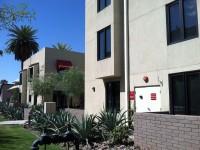 Metro 12 Lofts is a 12 unit townhome development in downtown Phoenix.