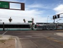 Downtown Mesa Rail Construction Resumes