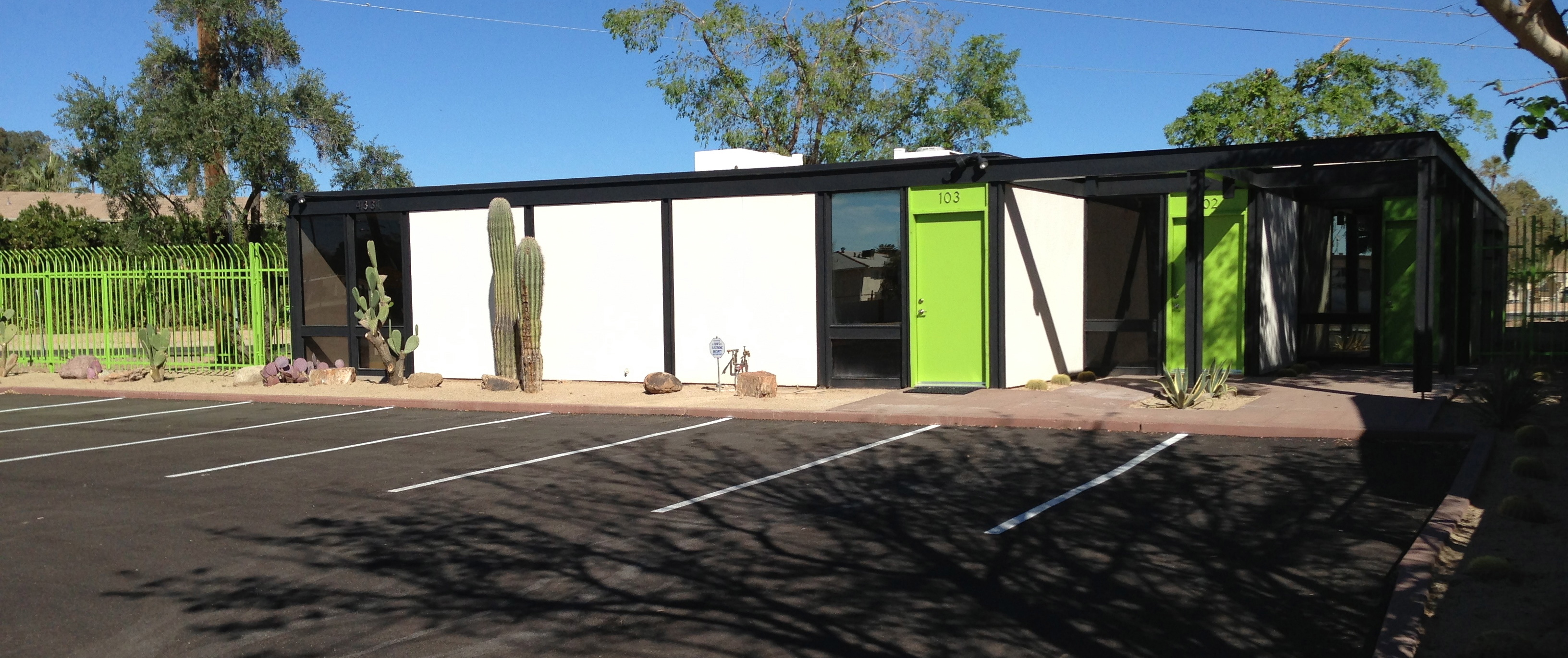 4331 N 12th Street, Phoenix, AZ 85014 | The Doyle Building