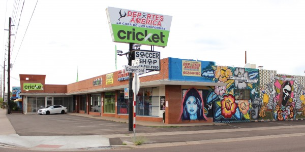 Vestis Group Brokers Central Phoenix Neighborhood Shopping Center Sale